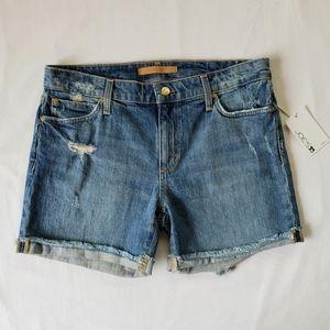 Joe's Jeans | Rolled Denim Shorts, NWT